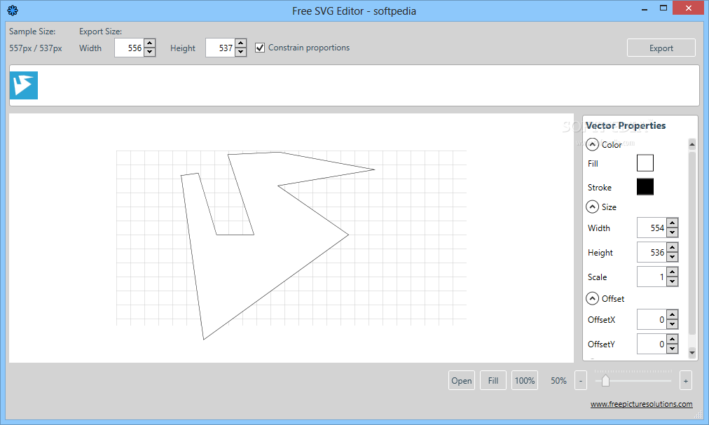 Download free svg editor 1 0 0 Online vector editor