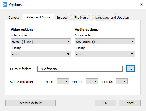Download Free Screen Video Recorder 3 0 50 708