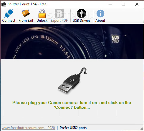 Download Free Shutter Count 1 51