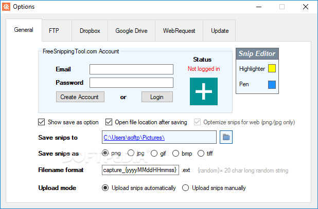 Download Free Snipping Tool 3 5