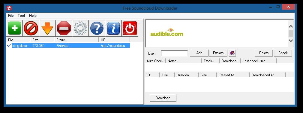 Download Free Soundcloud Downloader 2 8