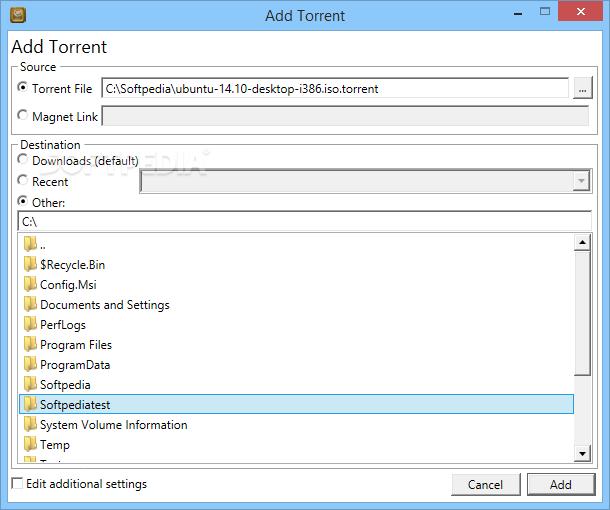 Download torrent free