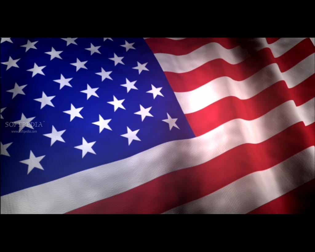 Download Free Usa Flag 3d Screensaver 1 0