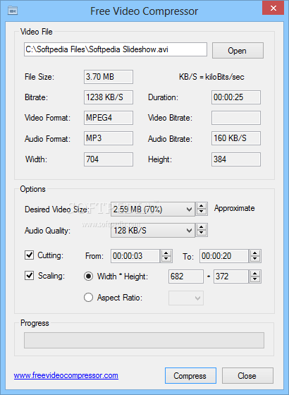 free online video compression
