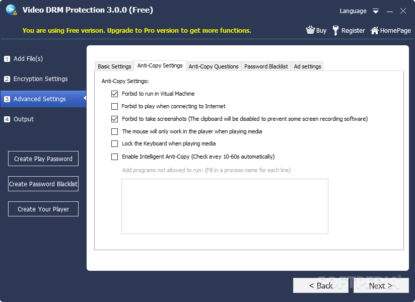 Download Free Video DRM Protection 4 0 0