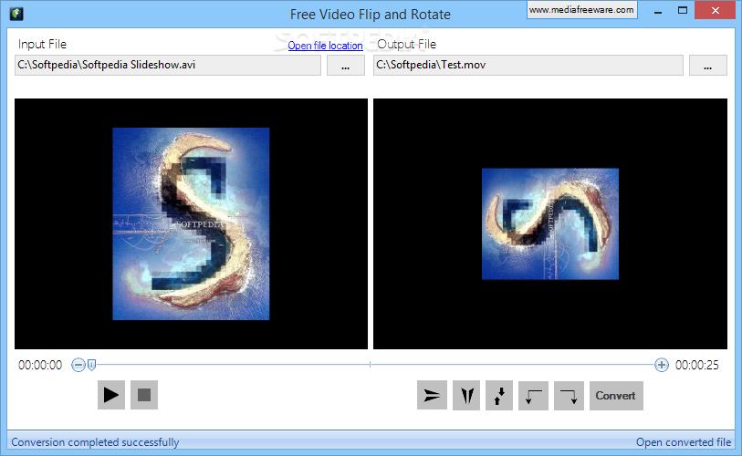 video flip software