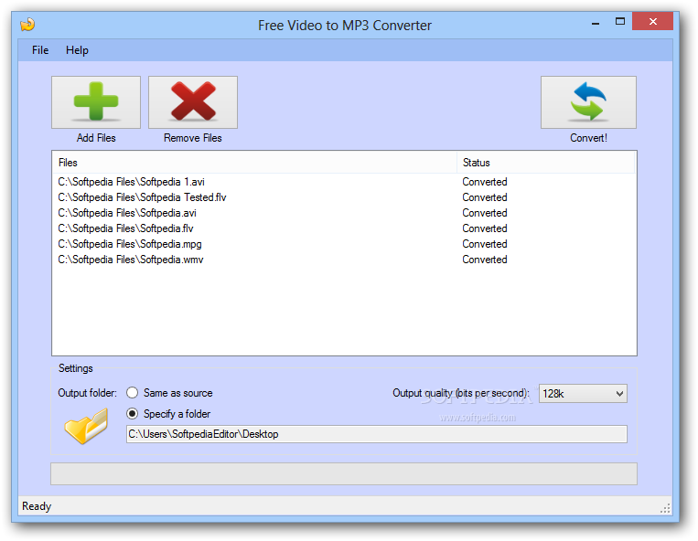 convert mp3 to video file