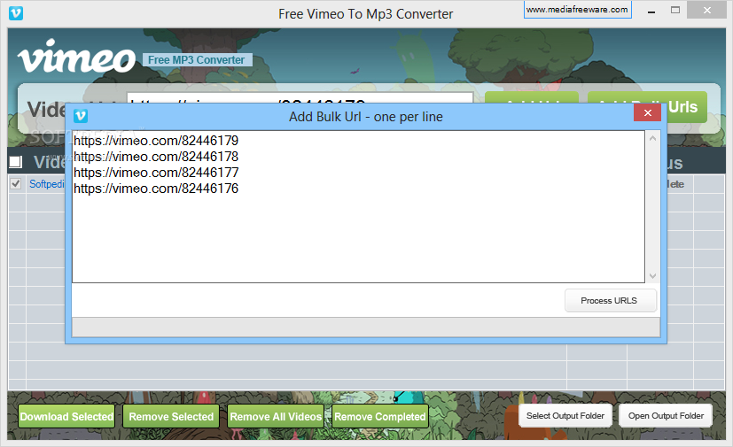 Download Free Vimeo to Mp3 Converter 1 0