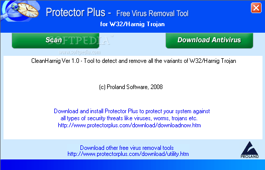 exe virus removal tool free download