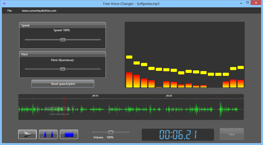 Download Free Voice Changer 1 0 0 0