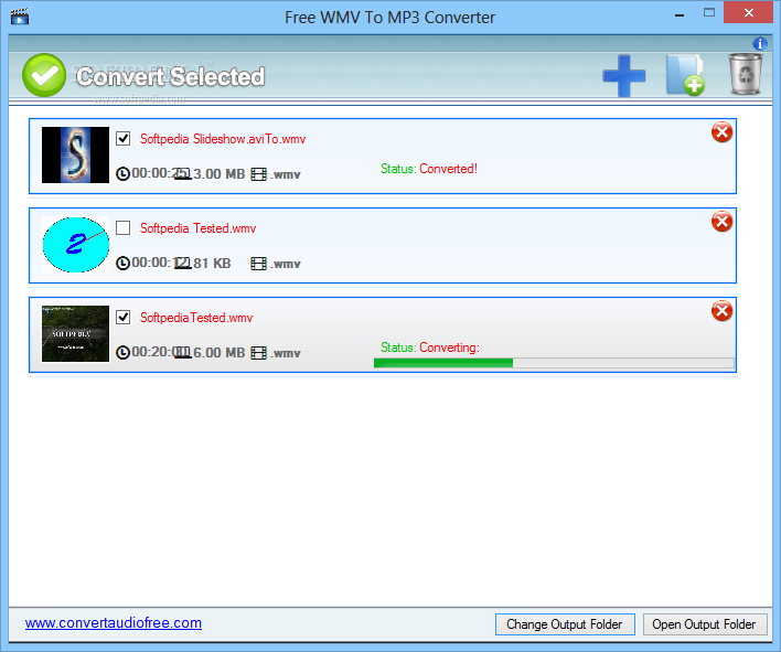 Download WMV Videos And Convert WMV Files Using