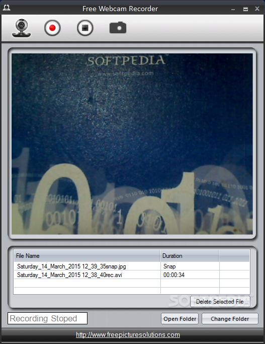 Webcam recorder free download windows 7