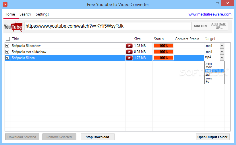 Free youtube to video converter free youtube to video converter is a