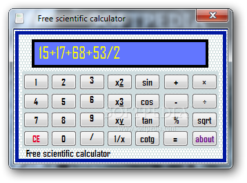 calculator for free