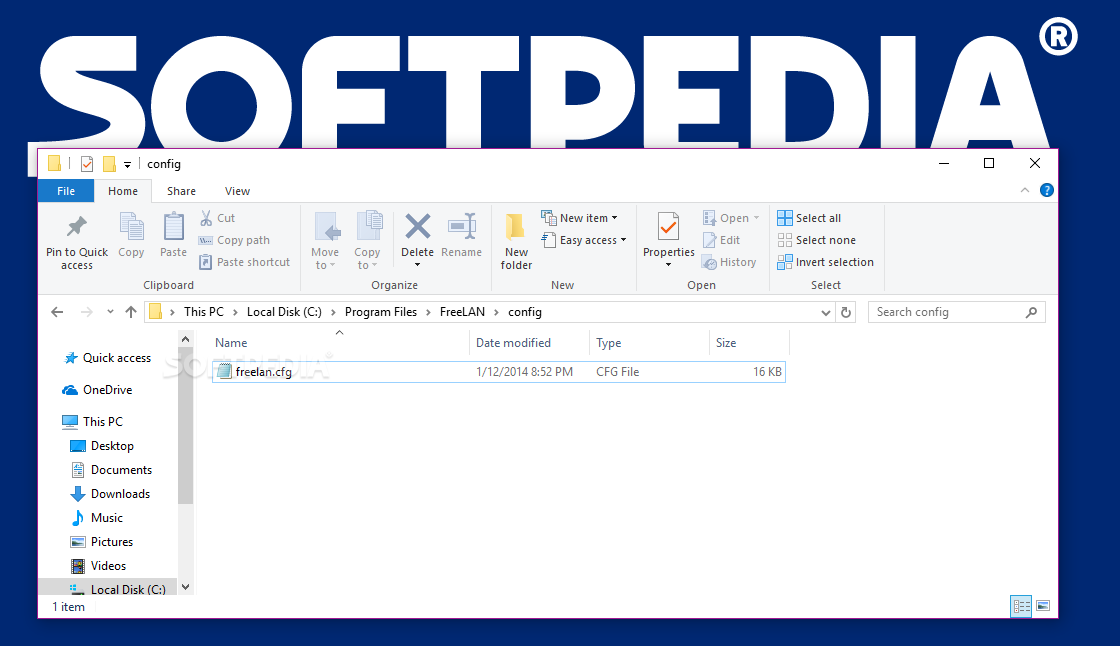 Download FreeLAN 2.2.0 / 1.1