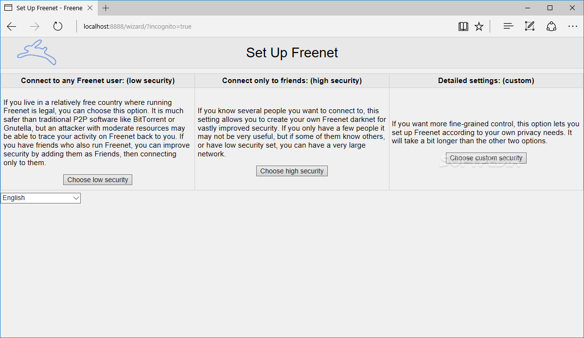 Download FreeNet 0 7 5 Build 1484