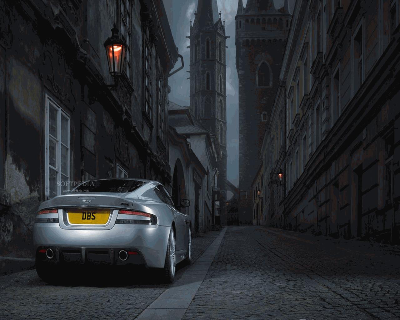 Download Freebking Aston Martin Screensaver 1 0