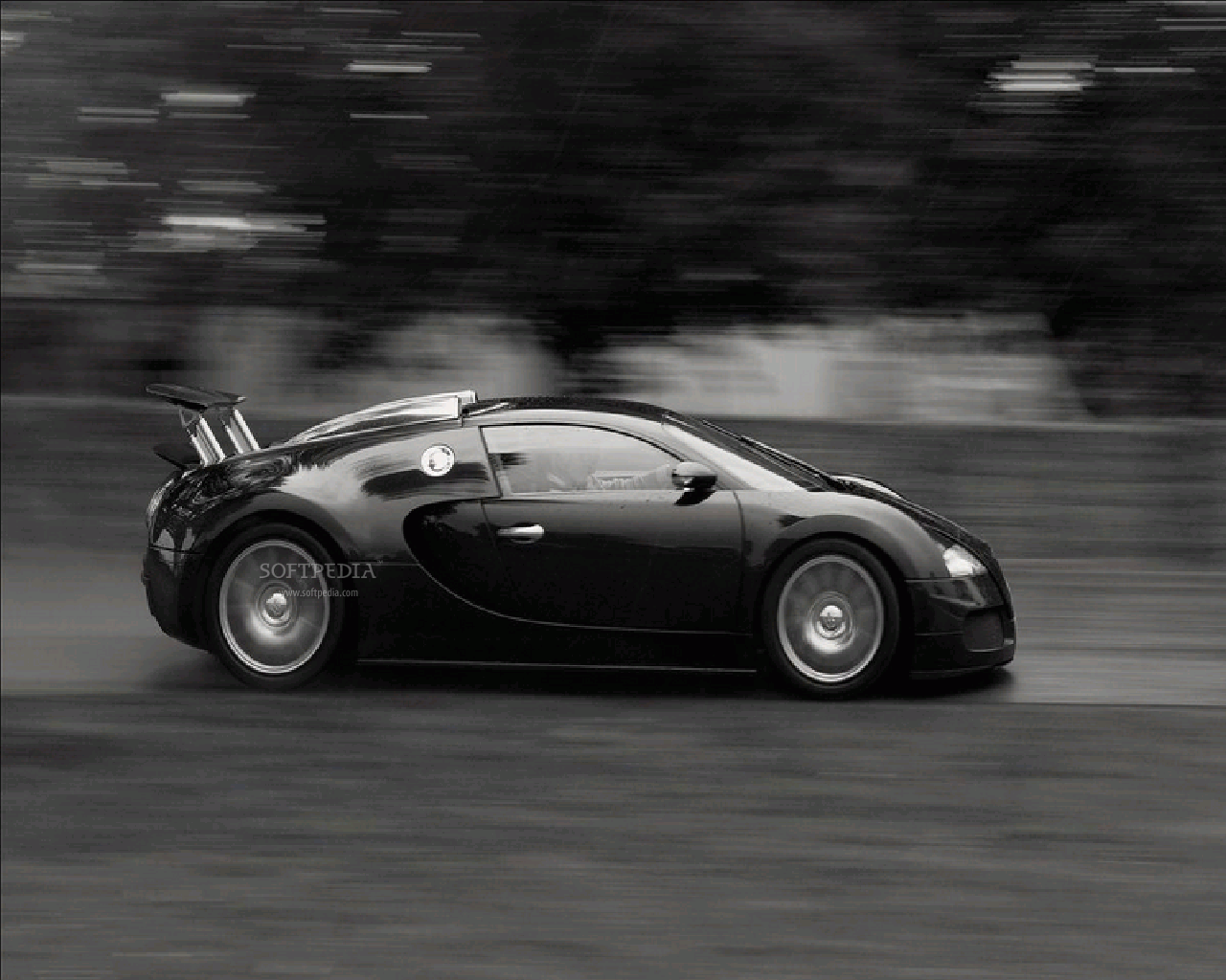 """Freebking Bugatti Screensaver"
