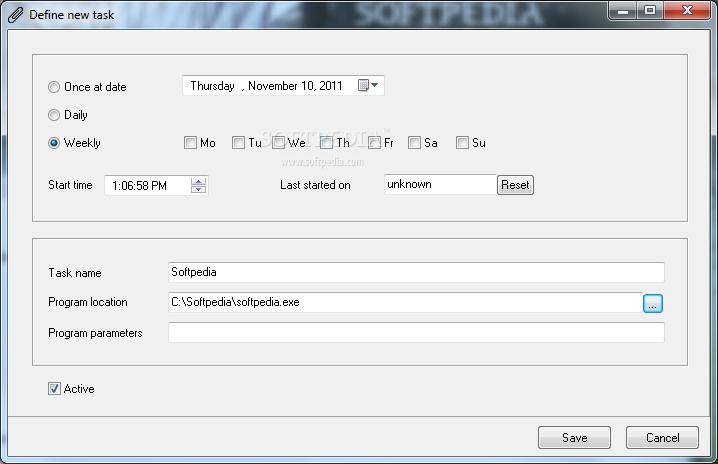 Download Freebyte Task Scheduler 2 0