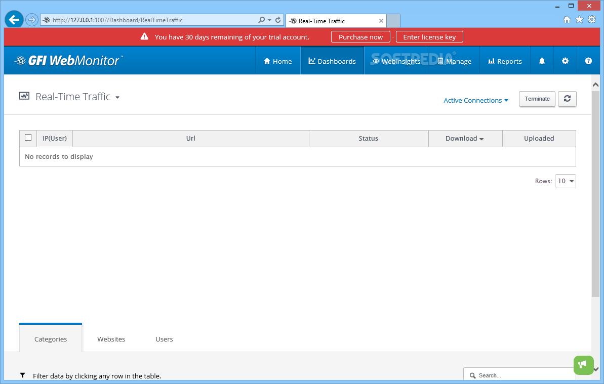 Download GFI WebMonitor 10 Build 20151019