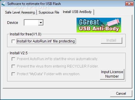 Download GGreat USB AntiBody 2 95 1