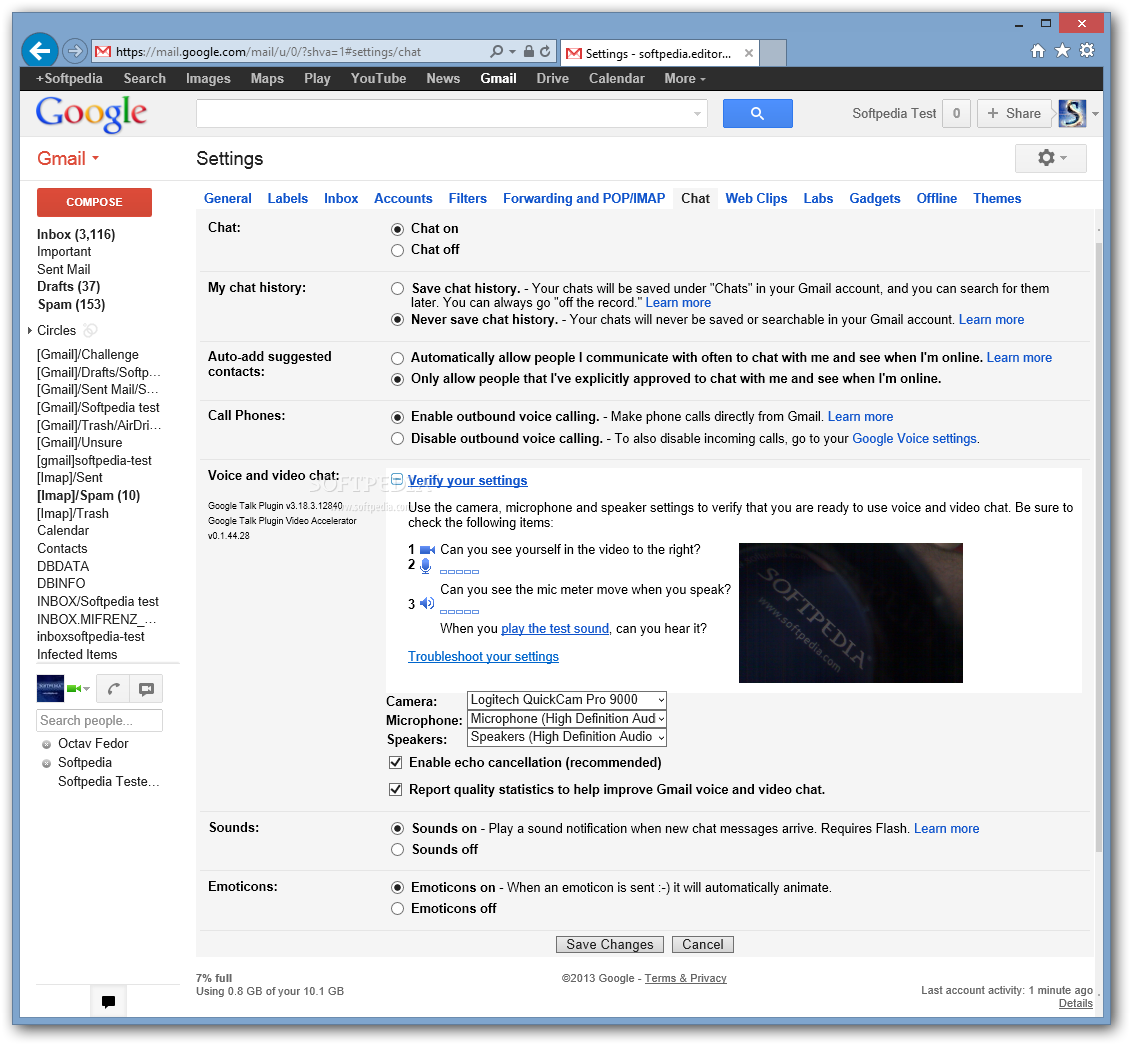 DOWNLOAD GMail Voice and Video Chat Plugin 1.3.21.145 ...