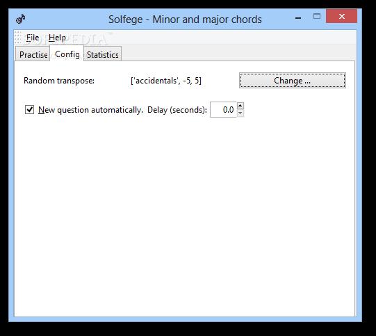 Download GNU Solfege 3 22 2 / 3 23 4 Unstable