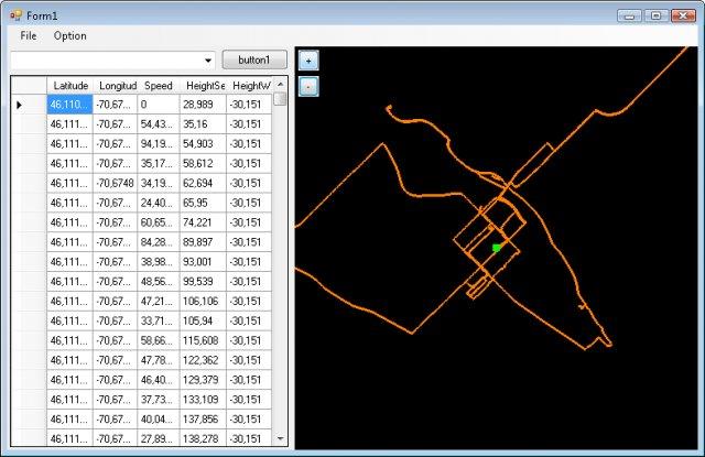 Download GPS NMEA Visualizer 0 1 3525 25840