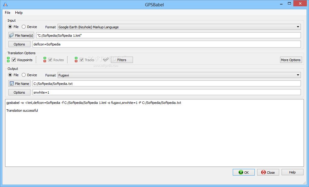Download GPSBabel 1 6 0