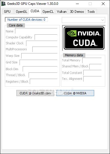 Download GPU Caps Viewer 1 42 4 0