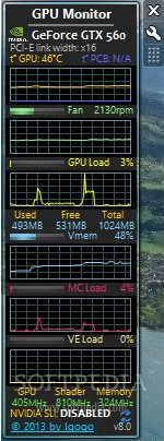 Download GPU Monitor 12 1