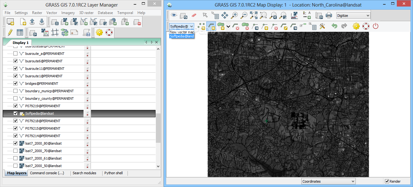 grass gis software free download for windows