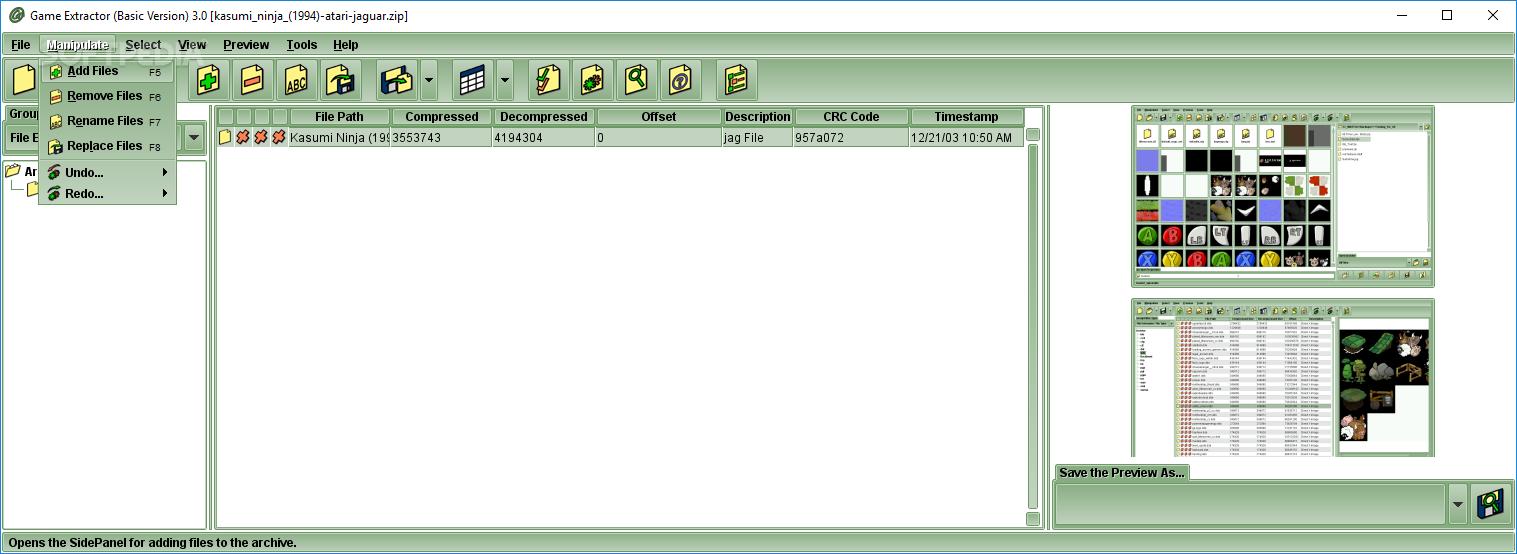 Download Game Extractor 3 09