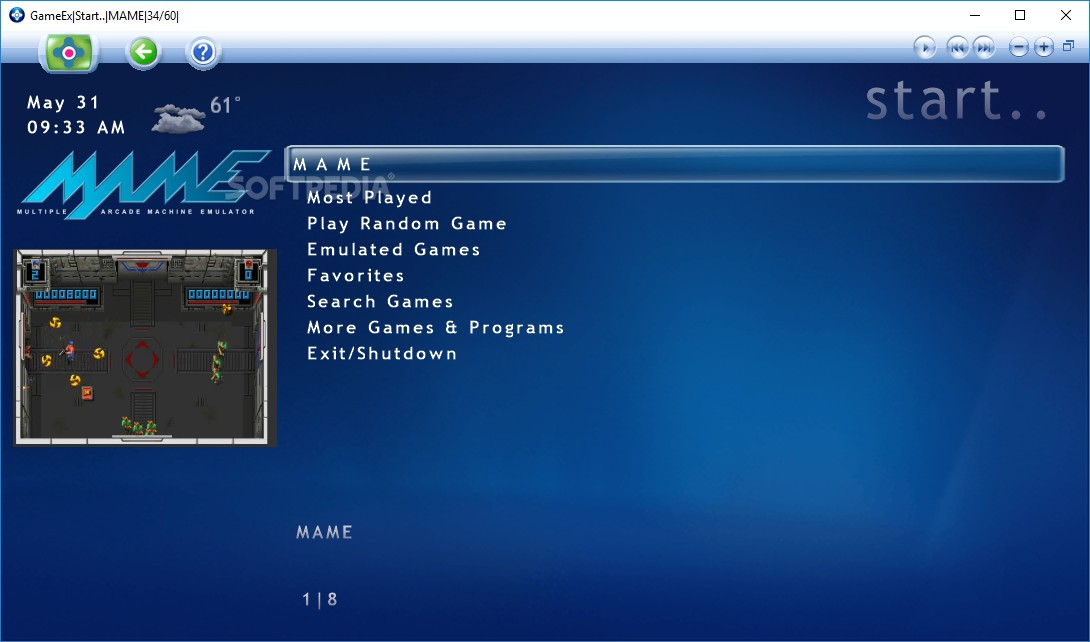 Download GameEx 15 70