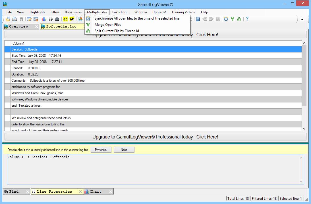 Download GamutLogViewer 3 4 001