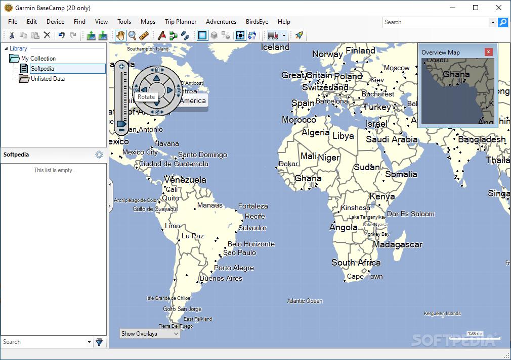 Download Garmin BaseCamp 4 7 0