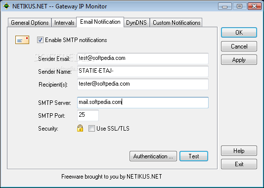 how to get the gateway ip address