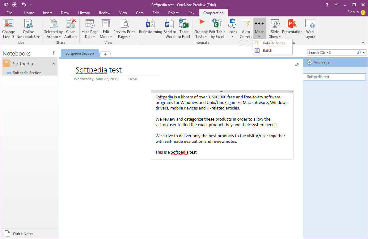 WatFile.com Download Free Gem for OneNote 2016 Download