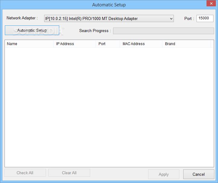 Geovision Software Default Password