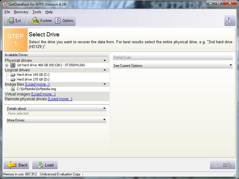 serial key getdataback for ntfs 4.33