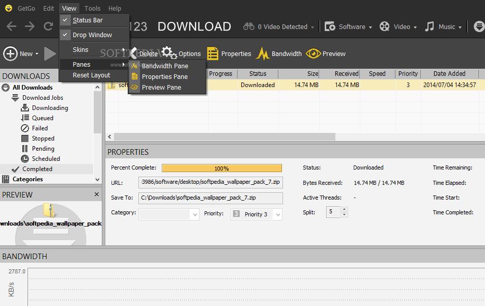 getgo download manager free download windows 7