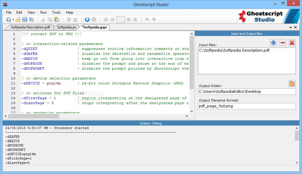 Download Ghostscript Studio 1 0 3