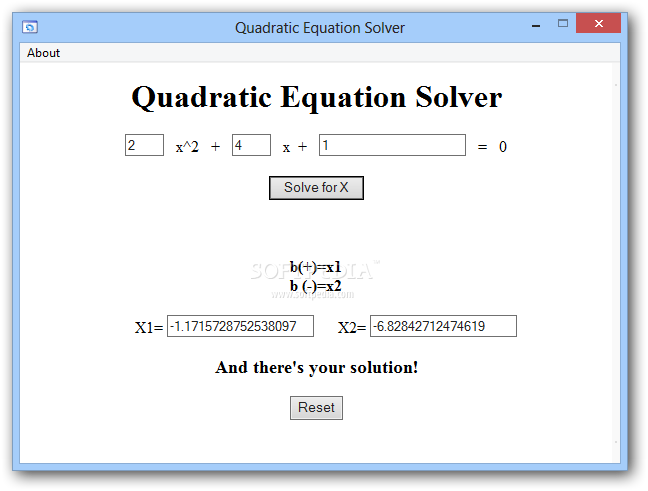 Solve An Equation Calculator - Tessshebaylo