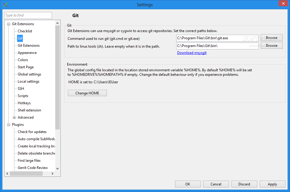 Download Git Extensions 3 1 1