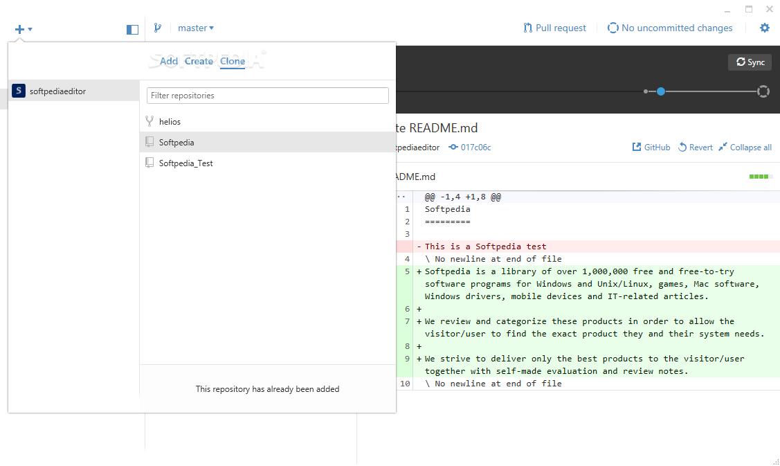 Download GitHub Desktop 2 1 0
