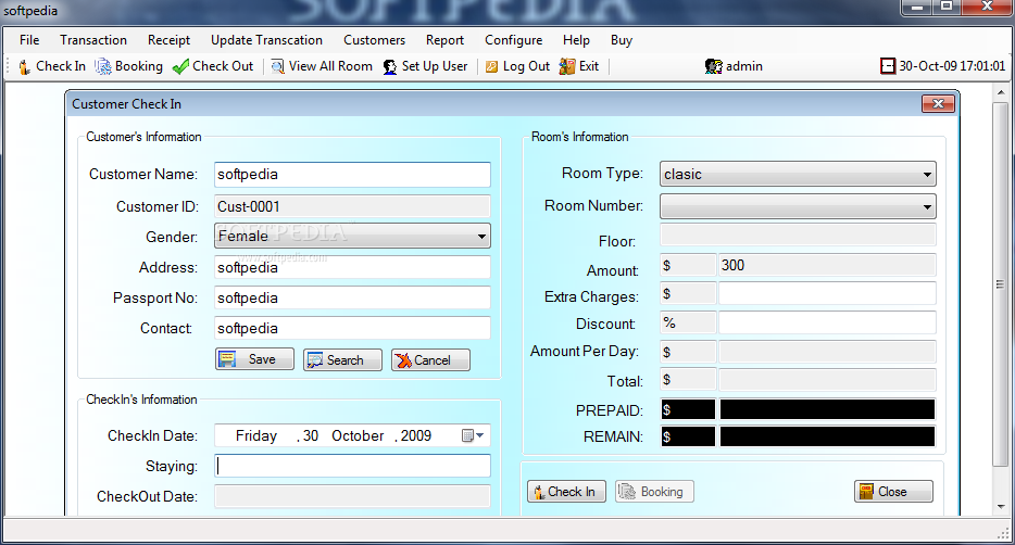 Download Hotel Management System 3 0 2 5