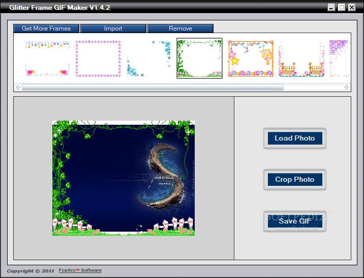 Download Glitter Frame GIF Maker 1 6 4