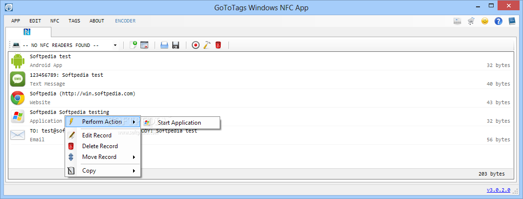 Download GoToTags Windows NFC App 3 5 0 1