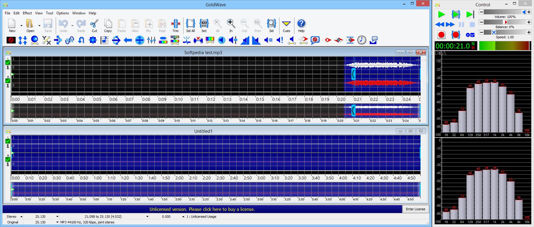 DOWNLOAD GoldWave 5.70 / 6.06 Beta + Crack Keygen PATCH | 2020 UPDATED