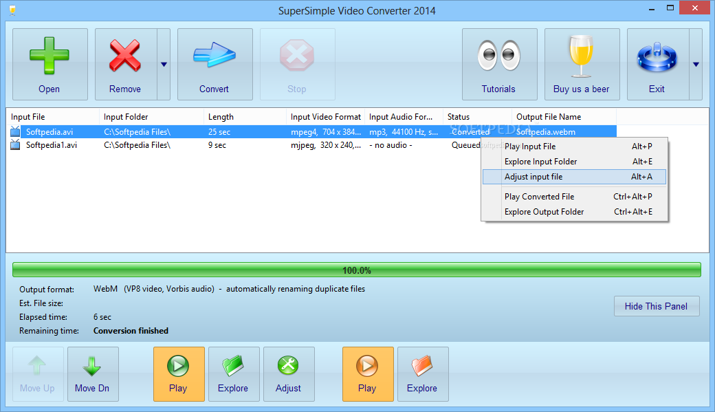 best video to audio converter
